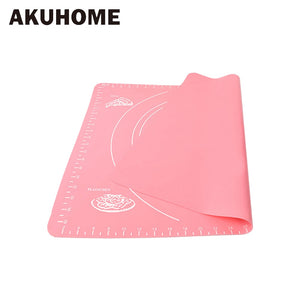 Large Food Grade High Temperature Resistant Silicone Mat .