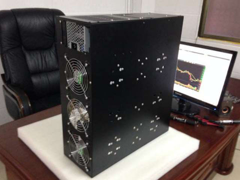 Litecoin miner Scrypt  Miner  A2 chip good machine.