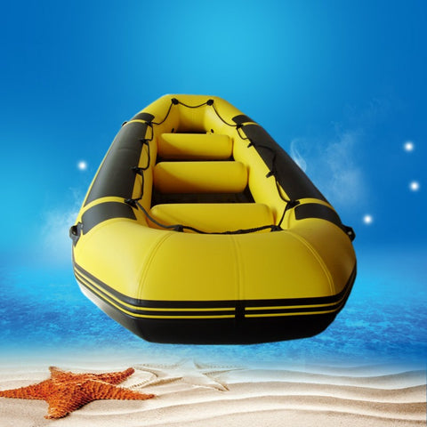 Wholesale good quality inflatable rafting boat for 8 person