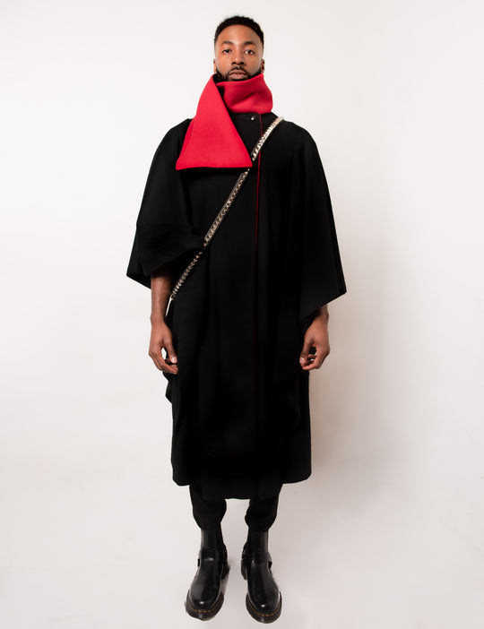 Blue or Red Pill Cape