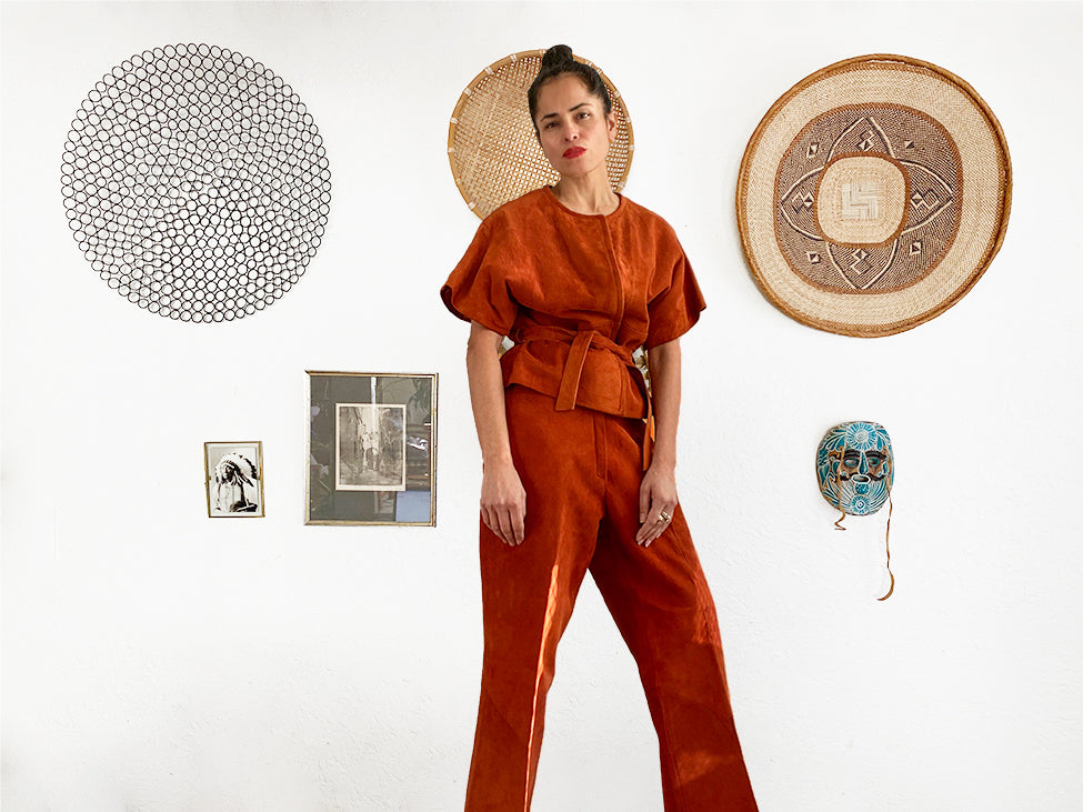LaliSimone At-Home Resort Collection - Look 6