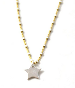 Little Charm Star Necklace