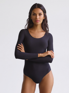 Butter Long Sleeve Bodysuit
