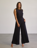 Butter Muscle Wide Leg Jumpsuit