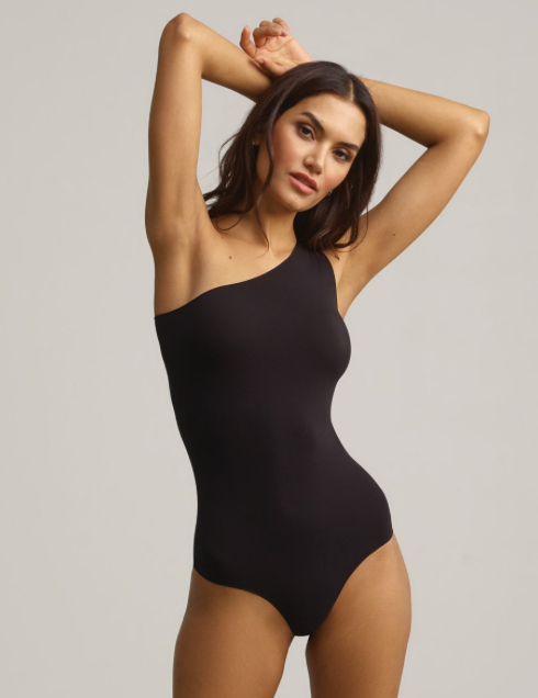 Ballet One Shoulder Bodysuit