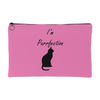 Image of Purrfection Pouch- Pink