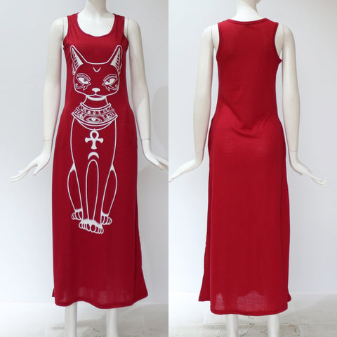 Bastet Tunic Dress