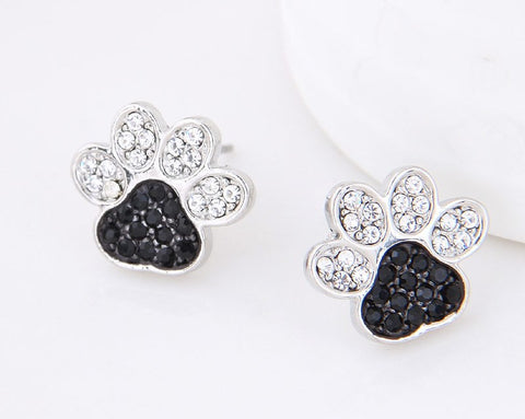 Twinkly Paw Earrings