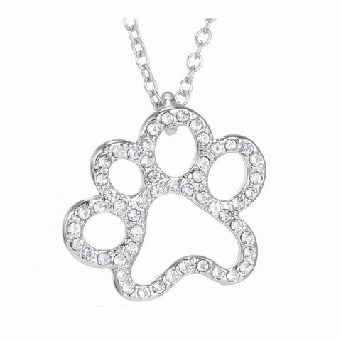Flash That Paw Necklace