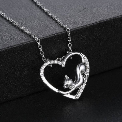 Sassy Love Necklace