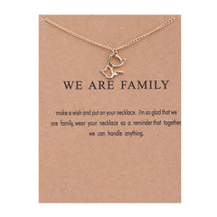 We Are Family Necklace