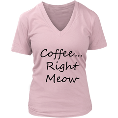 Coffee...Right Meow