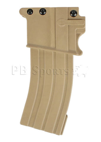 Killhouse M4 Mag Kit for Tippmann A-5 - Tan