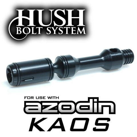 Techt Hush Bolt for Azodin Kaos - TechT