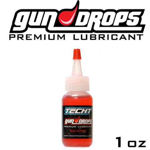 TechT Gun Drops 1 OZ