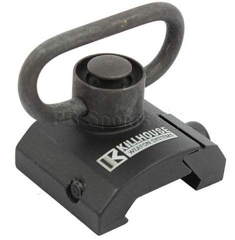 Killhouse Swivel Sling Rail Mount Wide