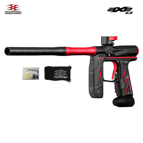 Empire Axe 2.0 Marker Dust Black / Dust Red - Empire