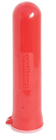 Valken Flick Lid 140 Round Pod - Red - Valken Paintball