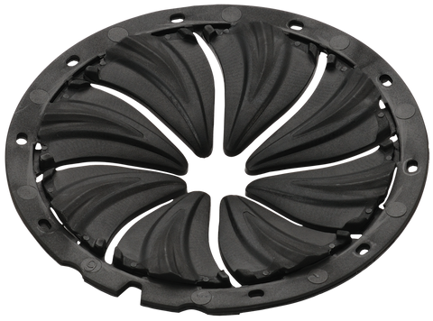 Dye Paintball Rotor Quick Feed - Black - DYE