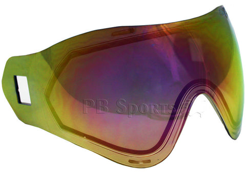 Sly Profit Goggle System Replacement Lens - Red Gradient