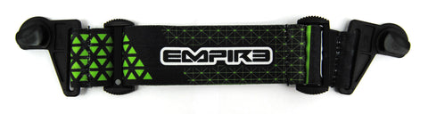 Empire EVS Paintball Goggle / Mask Replacement Strap (Lime) - Empire