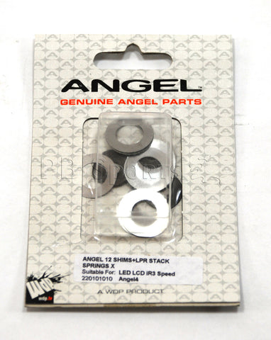 WDP Angel Shims and LPR stack springs