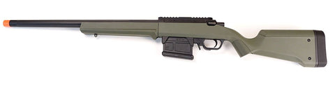 Elite Force Amoeba AS-01 Striker Gen 5 Spring Airsoft Sniper Rifle - Olive - Elite Force