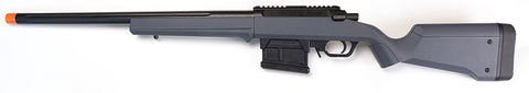Elite Force Amoeba AS-01 Striker Gen 2 Spring Airsoft Sniper Rifle - Urban Grey - Elite Force