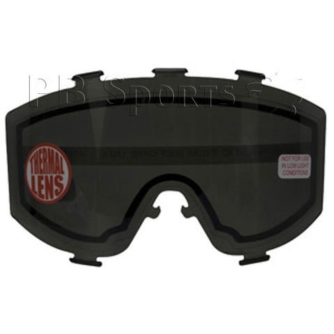 JT Elite Goggle System Replacement Lens - Smoke - JT