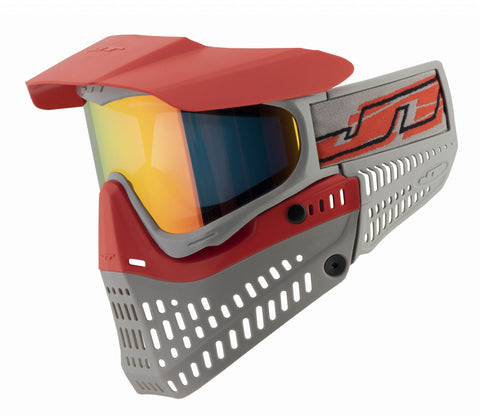 JT Spectra Proflex LE Thermal Goggle - Red/Gray w/Prizm 2.0 Lava Thermal Lens