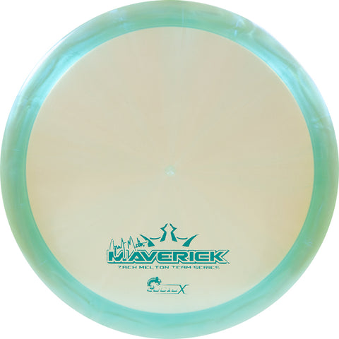Dynamic Discs Lucid-X Chameleon Maverick Zach Melton 2020 Team Series V3 173-176g - Dynamic Discs