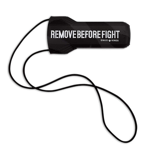 Bunker Kings Evalast Barrel Cover - Remove Before Fight Black