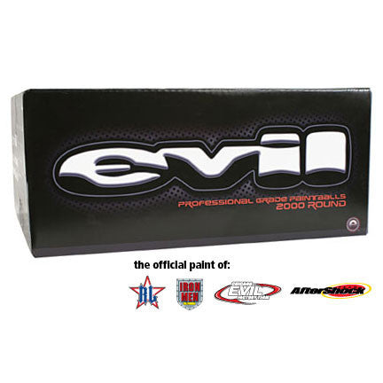 2000 Count RPS EVIL Tournment Grade Paintballs