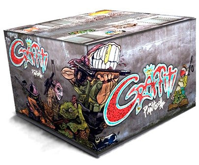 2000 Count Valken Graffiti Paintballs