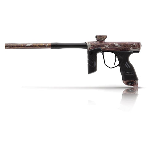 Dye DSR Paintball Gun - Kinetic Bucs Camo - DYE