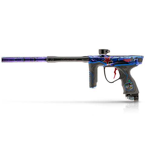 Dye M3+ Paintball Marker - Siberian - 1 of 12 PGA Limited Edition - DYE