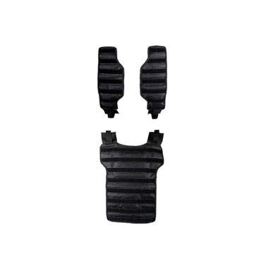 NXe Extraktion Series Flank Light Vest Rig - Black - NXE