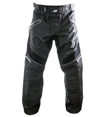 Social Paintball Grit V3 Pants - Stealth Black - 3XL/4XL - Social Paintball