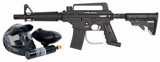 Tippmann U.S. Army Alpha Black Tactical Edition Powerpack