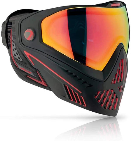 Dye i5 Thermal Goggle - Fire Black/Red 2.0 - DYE