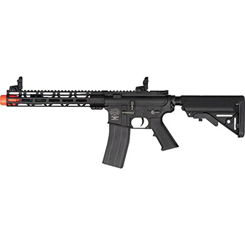 Valken Alloy Series MK.II Airsoft AEG Rifle - Black - Valken Paintball