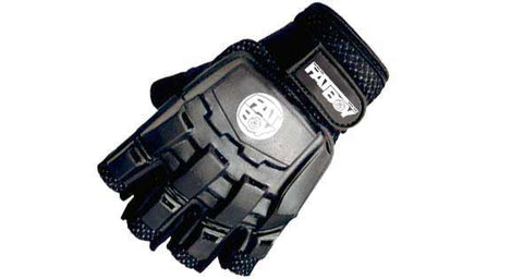 Fat Boy Half Fingered Glove - Angel Paintball Sports