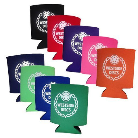 Westside Discs Can Coozie - Assorted - Westside Discs