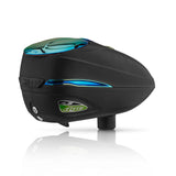 DYE Rotor R2 Paintball Loader - Black/Chameleon - DYE