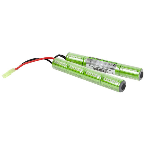 Valken 9.6V 2200mAh Split Style Airsoft Battery Pack - Valken Airsoft