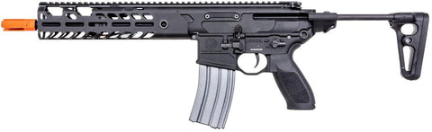Sig Sauer ProForce MCX AEG Airsoft Rifle - Black - Valken Airsoft