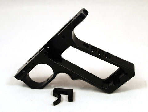 Dye Angel LCD Pro 45 Frame with Single Finger Trigger - Black