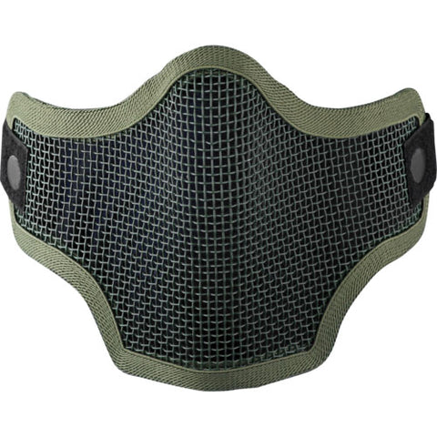 Valken Tactical 2G Wire Mesh Airsoft Mask - Olive - Valken Paintball