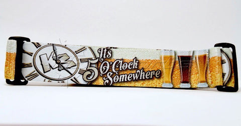 KM Strap - Beer Series - It's 5 O'clock Somewhere