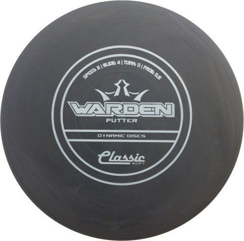 Dynamic Discs Classic Soft Warden Disc